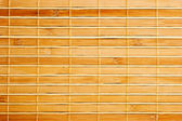 Bamboo mat — Stock Photo