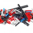 Stock Photo: Lego toy