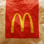 McDonald's — Stock Photo