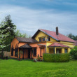 Residential House — Stock Photo #10186687