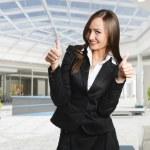 Business Woman — Stock Photo #10352039