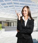 Business Woman — Stock Photo