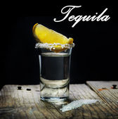 Tequila — Stock Photo