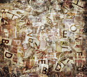 Grunge, texturami pozadí — Stock fotografie