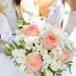 Wedding bouquet — Stock Photo #9473691