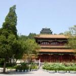 Wanchun pavilion — Stock Photo #9175253