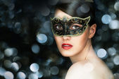 Masquerade mask — Stockfoto