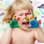 schoonheid kind — Stockfoto