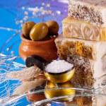 Handmade soap — Stock Photo #9064355