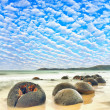 Moeraki Boulders — Stock Photo #10069773