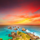 Deniz manzarası — Stok fotoğraf