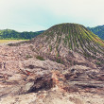Volcano — Stock Photo #7966311