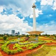 Stock Photo: National Monument Monas