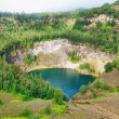 Stock Photo: Kelimutu lake