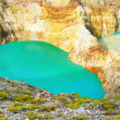 Kelimutu lakes - Stock Photo