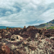 Stock Photo: Volcano Batur