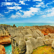 Pancake Rocks - Stock Photo