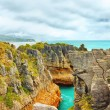 Pancake rocks — Stockfoto