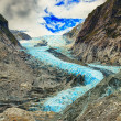 Franz Josef glacier — Stock Photo #9413547