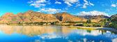 Wanaka lake — Stock Photo