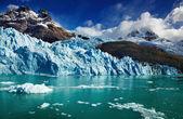 Spegazzini ledovec, argentina — Stock fotografie