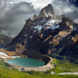 Stock Photo: Mount Fitz Roy, Patagonia, Argentina
