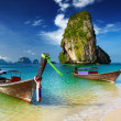 Tropical beach, Thailand — Stock Photo #8691414