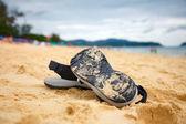 Pláž. — Stock fotografie
