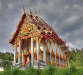 Buddhist temple. — Стоковое фото