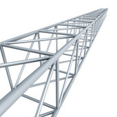Steel girder — Stock Photo