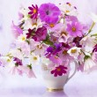 Bouquet  flowers - Stockfoto
