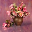 Bouquet of spring flowers — Foto de Stock