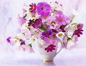 Bouquet flowers — Stock Photo