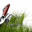 gardening tools — Stock Photo