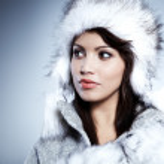 Winter fashion girl — Stock Photo #8430130