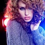 Beautiful Model. Fashion — Stock Photo #8461161