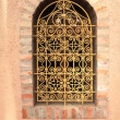 Window of Islamic museum, Marocco, Africa, very beautiful and la — Stock Photo #8531185