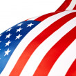 US Flag — Stock Photo #9139393