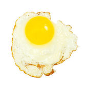 One fried egg — Stock Photo
