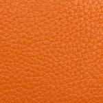 Текстура коричневой кожи крупным планом — Стоковое фото