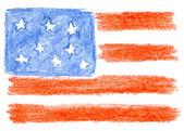 American flag — Foto Stock