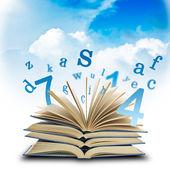 Concetto di educazione — Foto Stock