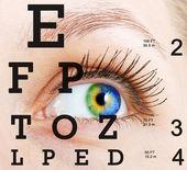 The Eye — Stock Photo