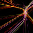 Abstract fractal background — Stock Photo