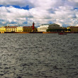 View on tne Neva river — Stock Photo #8303248