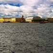 View on tne Neva river — Stock Photo