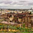 Gloomy view on St. Petersburg, — Stock Photo