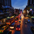 Bangkok night - Stock Photo