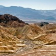 Stock Photo: Lifeless landscape of Death Valley