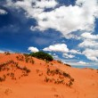 Coral Pink Sand Dunes — Stock Photo